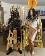 The Gods of Egypt Homemade Costume