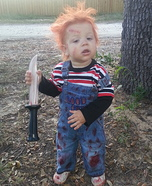 The Good Guy Chuckie Homemade Costume