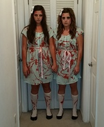 The Grady Twins from The Shining Movie Costume