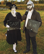 The Great GASPy Homemade Costume