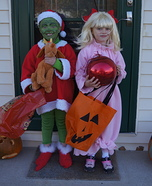 The Grinch and Cindy Lou Who Costumes
