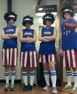 Group costume ideas - The Harlem Globetrotters