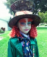 The Hatter Costume