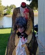 The Headless Women Homemade Costume