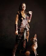 The Huntress Homemade Costume