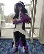 The Huntress Homemade Costume