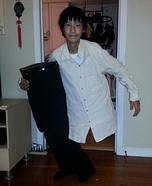 The Illusionist Homemade Costume