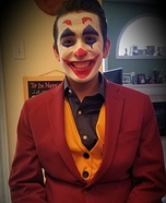 The Incredible Joker Homemade Costume