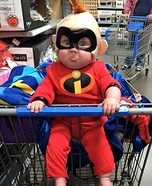 The Incredibles Jack-Jack Baby Costume