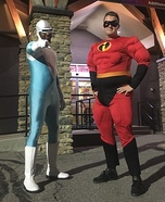 The Incredibles Return Homemade Costume