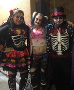 The Infamous Harley Quinn Homemade Costume