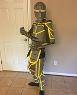 The Iron Warrior Homemade Costume