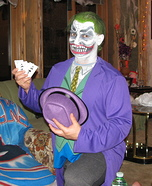 The Joker Costume DIY
