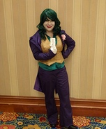 Women's The Joker Costume