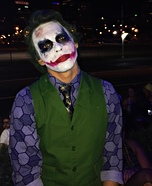 Men's The Joker Costume