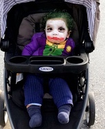The Joker Baby Costume Idea