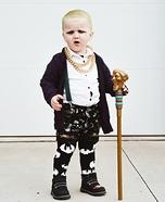 The Joker Toddler Homemade Costume
