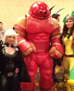 The Juggernaut Homemade Costume