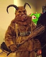 The Keystone Krampus Homemade Costume
