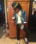The King of Pop Homemade Costume