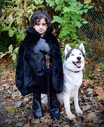 The King of the North Homemade Costume