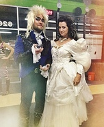 The Labyrinth Couple Homemade Costume