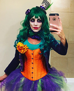 The Lady Joker Homemade Costume