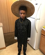 The Last Dragon Bruce Leroy Homemade Costume