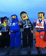The LEGO Movie Homemade Costume
