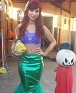 The Little Mermaid Halloween Costume