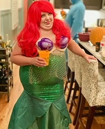 The Little Mermaid Ariel Homemade Costume