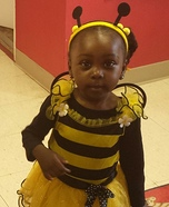 The Little Queen Bee Costume
