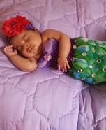 The Littlest Mermaid Baby Costume