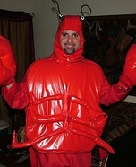 The LobsterMan Costume