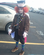 The Mad Hatter Costume for a Boy