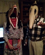 The Maitlands Beetlejuice Homemade Costume