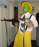 The Mask Homemade Halloween Costume