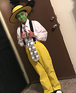 The Mask Movie Homemade Costume