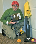 Brave Little Toaster Master Homemade Costume
