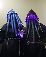 The Mind Flayers Homemade Costume