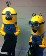 The Minions Homemade s