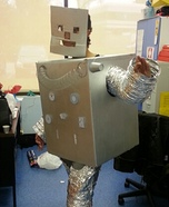 The MO-BOT Homemade Costume