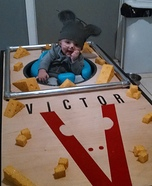 The Mouse Trap Homemade Costume