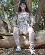 The Mummy Ahmanet Homemade Costume