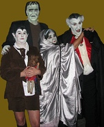 The Munsters Group Costume