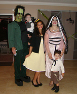The Munsters Family Costumes