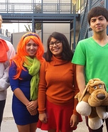 The Mystery Gang Homemade Costume