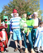 The Neverland Gang Homemade Costume