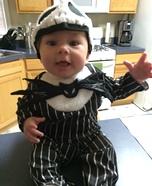 The Nightmare Before Christmas Jack Baby Homemade Costume