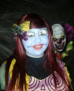 The Nightmare Before Christmas Sally Halloween Costume